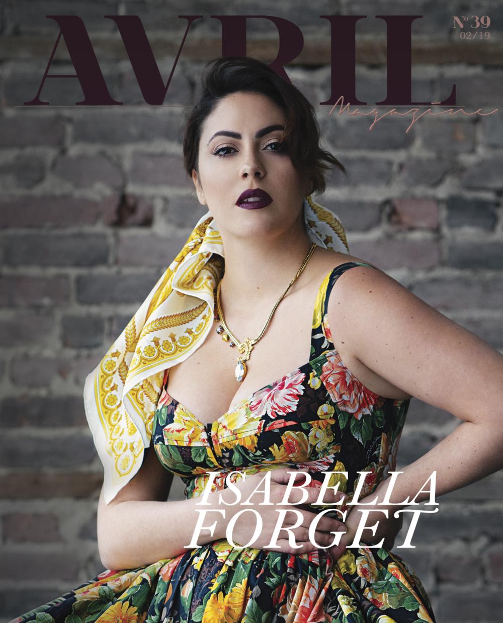 Photographe : Avril Franco | @avril.magazine  Stylisme par @justinegagnonstyliste  MUA : @aj.makeup  Robe : Dolce & Gabanna de chez @holtrenfrew  Foulard : Versace de chez @holtrenfrew  Collier : @boutique1861