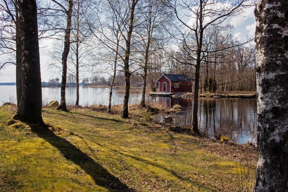 Lake Bolmen, Sweden