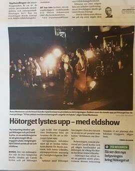 Borås Tidning, november 2016