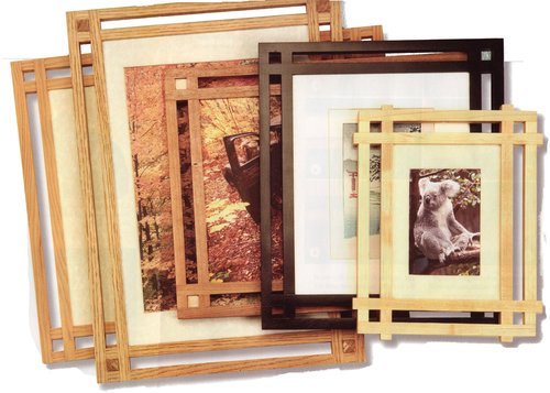 No-Miter Picture Frame Plans — Woodcademy