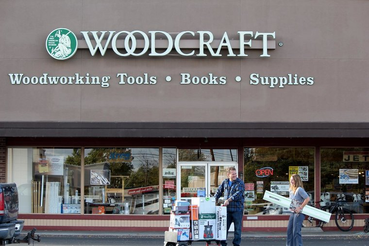 Boise Woodcraft Event Woodcademy
