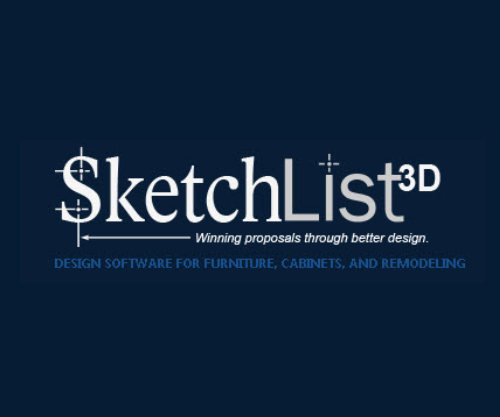 Sketchlist 3D Woodworking Software