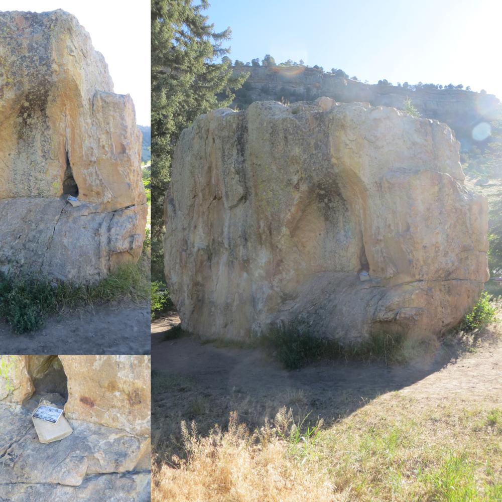 Wolcott Boulders, Wolcott CO