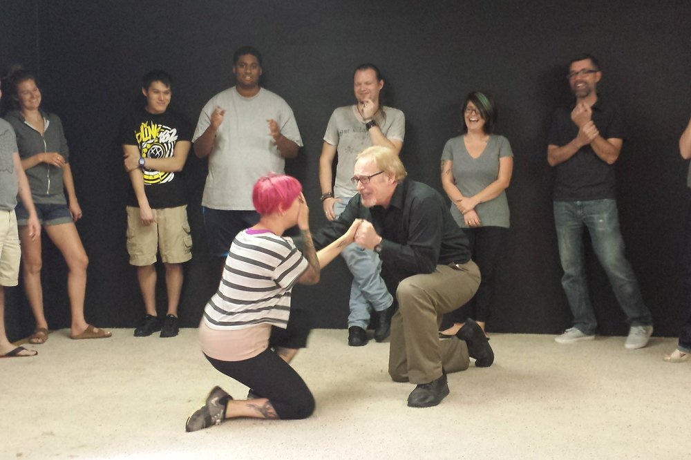 improv classes Cincinnati