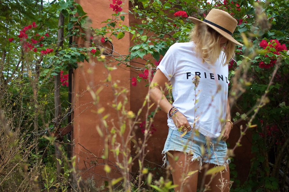 Find these tees at Manyana, Sayulita.