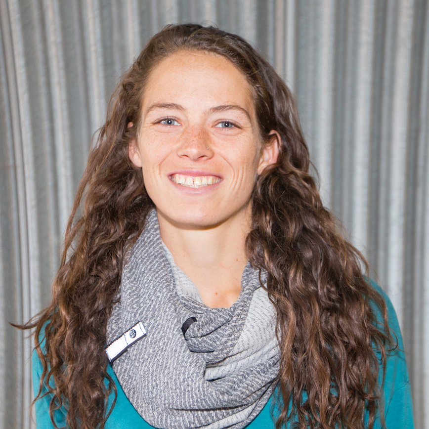A St. Lawrence University graduate and former operations manager for a well-regarded Aspen, Colorado-based guiding service, Maddy Fones lends her easy smile and acute attention to detail to clients Salomon and Ascent Protein.  Maddy is a champion ultra runner and ski mountaineer, as well as an L1 CrossFit coach, and hopes to one day pet your dog.