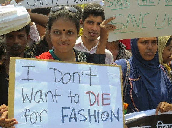 We have to think about the people behind the clothing we buy. Credit: Solidarity Center/Sifat Sharmin Amita under Creative Commons License