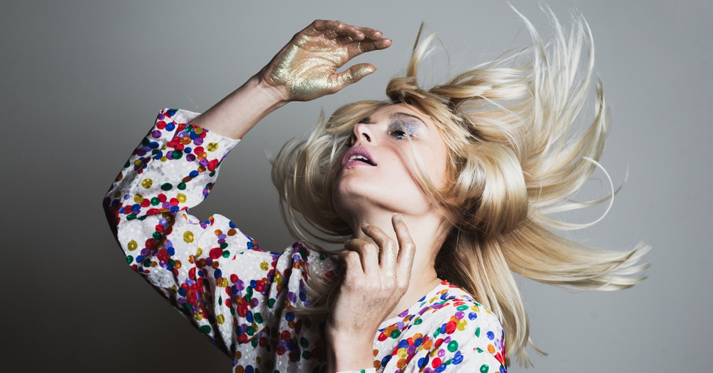 Photograph: Asia Werbel | Model: Kimberley Marren | Hair & Make: Khandiz Joni