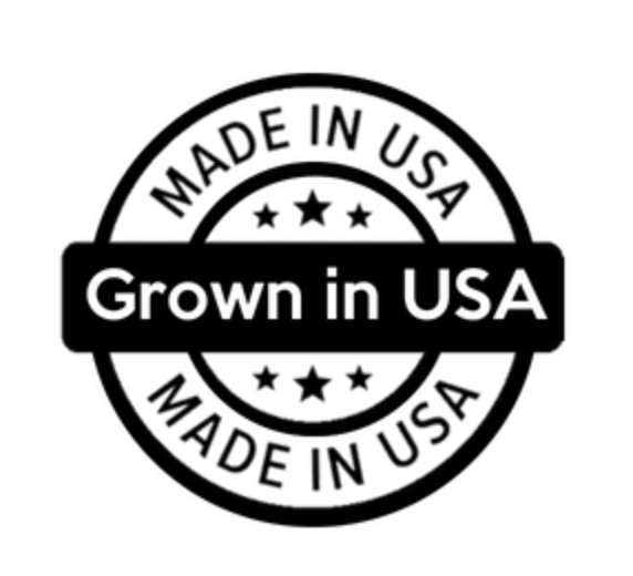 grown in usa