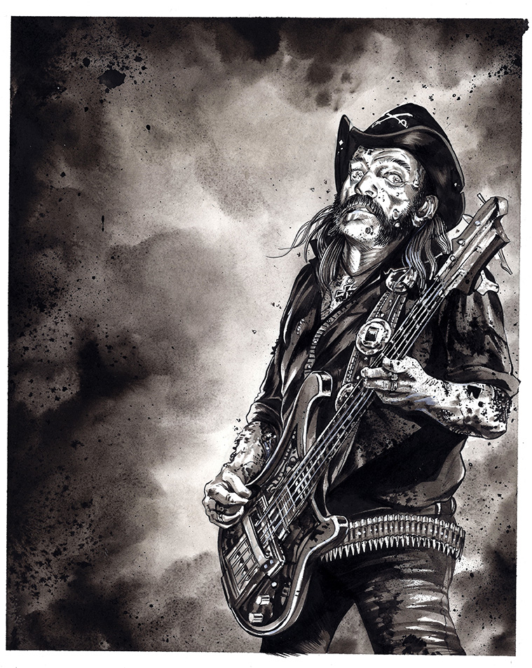 Lemmy, 2015 (FUBAR Press)