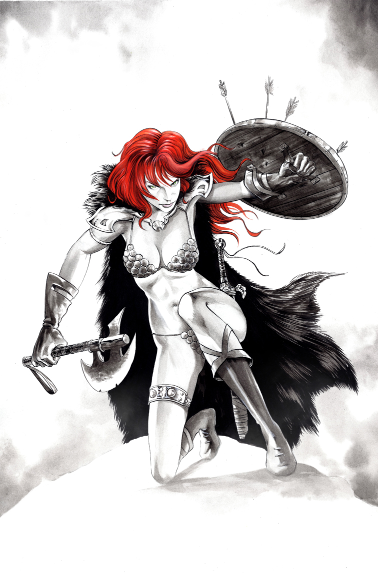 Red Sonja, 2014