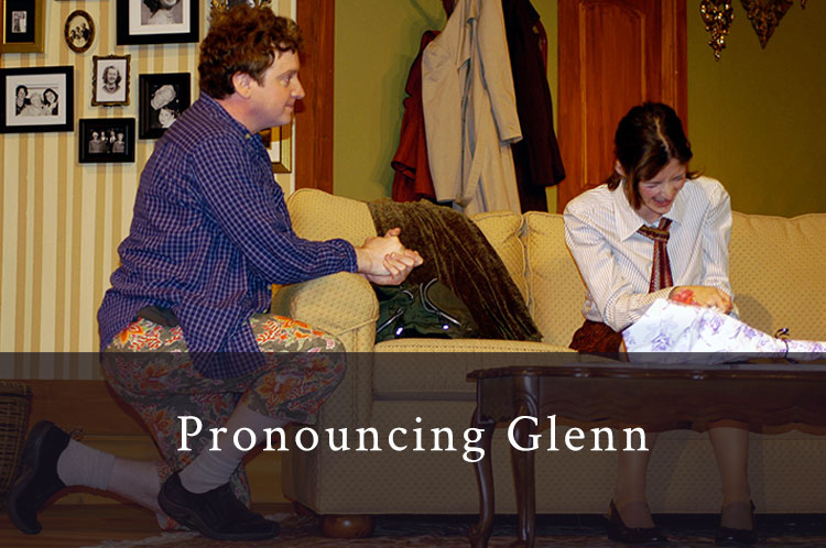 Pronouncing Glenn