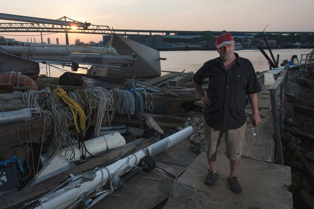 Bob - boatyard E Boston.jpg