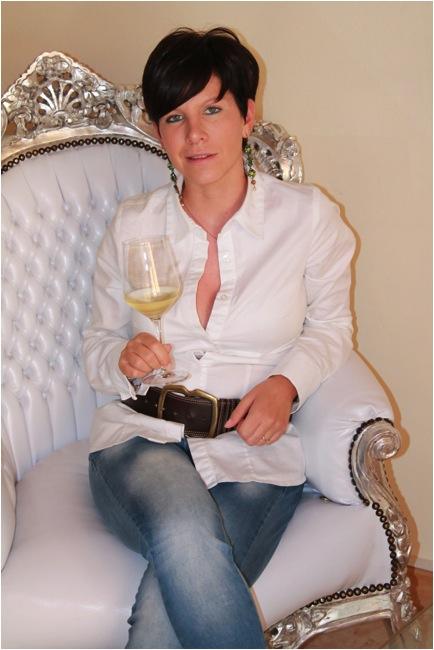 Francesca Dal Cero of the Dal Cero Family Wine Estates