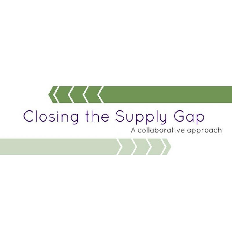 Closing the Supply Gap -