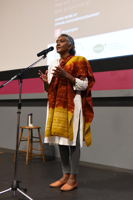 Storyteller Gita