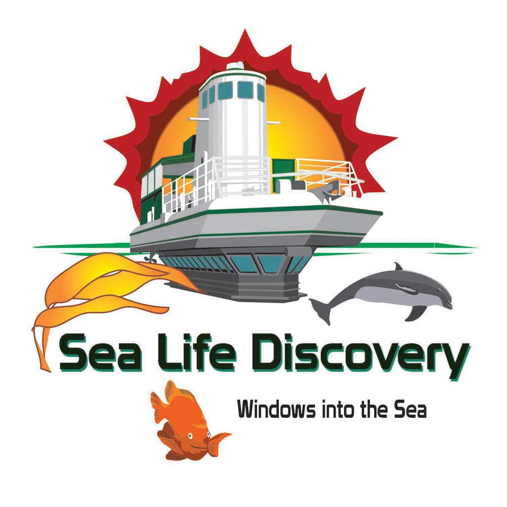 M/V Sea Life Discovery Logo