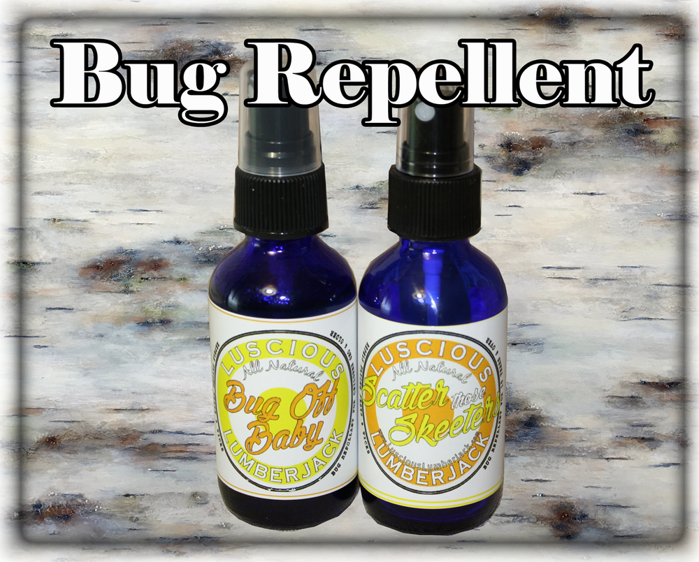 Bug Repellent Banner