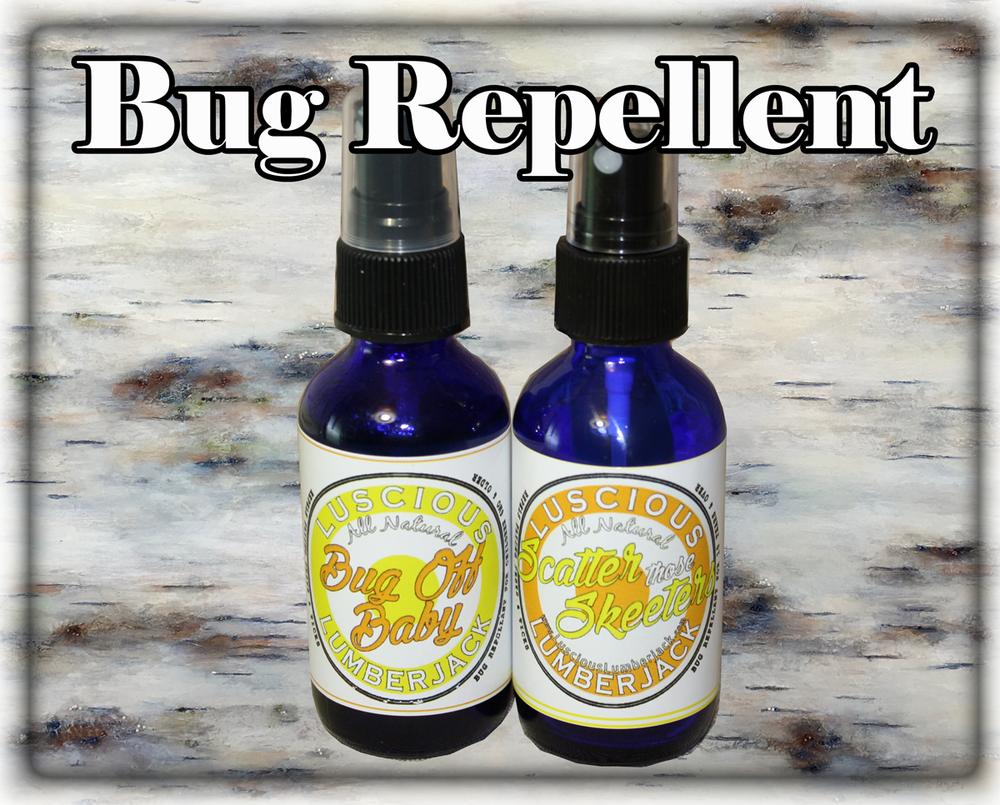 Bug Repellent Banner