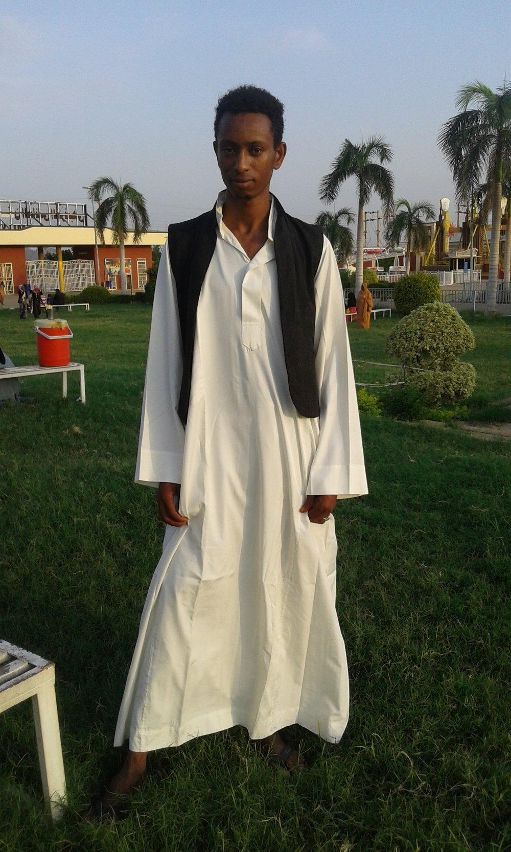 Mowafag  Nursing Student, Sudan