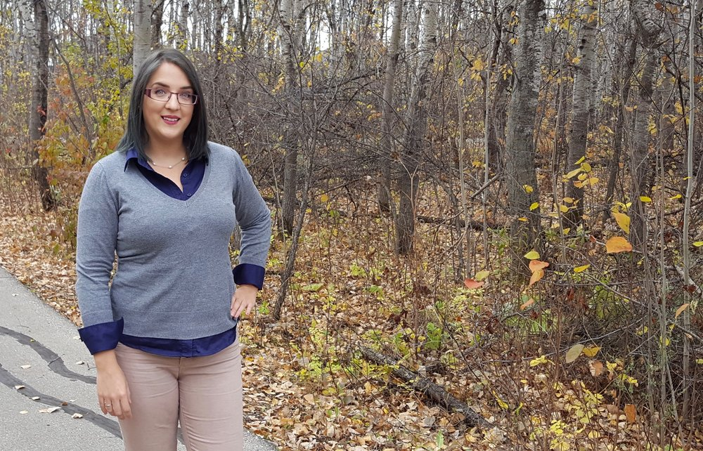 Breanne  Novice Nurse,  Canada
