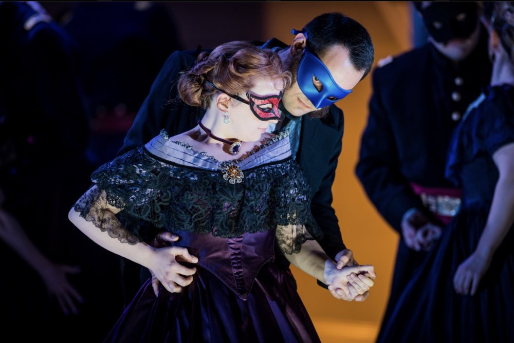 Samuele ,  Un ballo in maschera  (Verdi) - Grange Park Opera