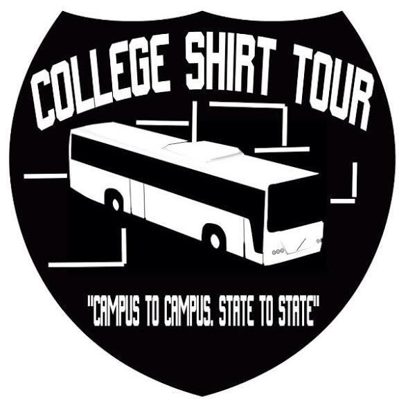 College Shirt Tour