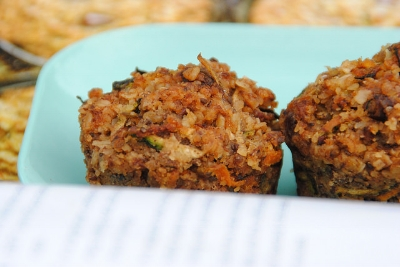 Run Fast Eat Slow Shalane Flagan Recipe Superhero Muffins