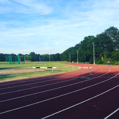 Harrow Athletic Track