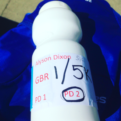 Aly Dixon Marathon World Championships