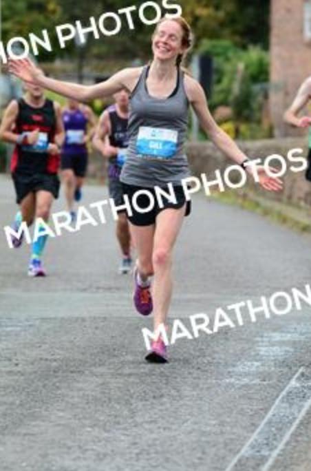 Chester Marathon Pregnant