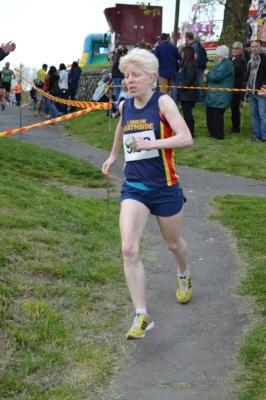 Marathon PB 2:52:12 in 2014
