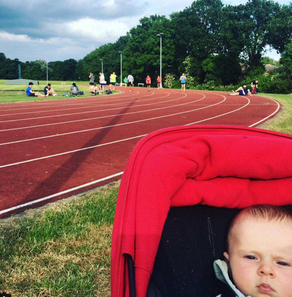 Track Baby