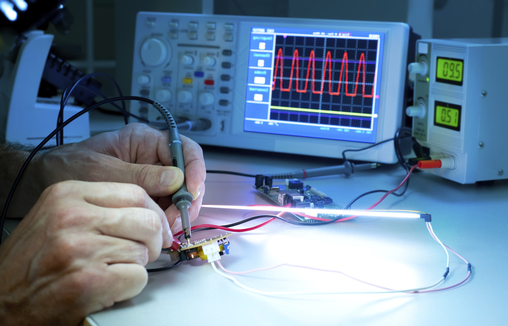 Electronic Manufacturing Solutions   Test    Find Out More