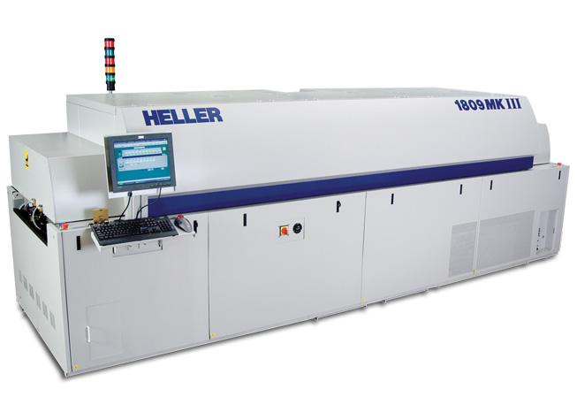 Heller 1809 MKIII Reflow Oven