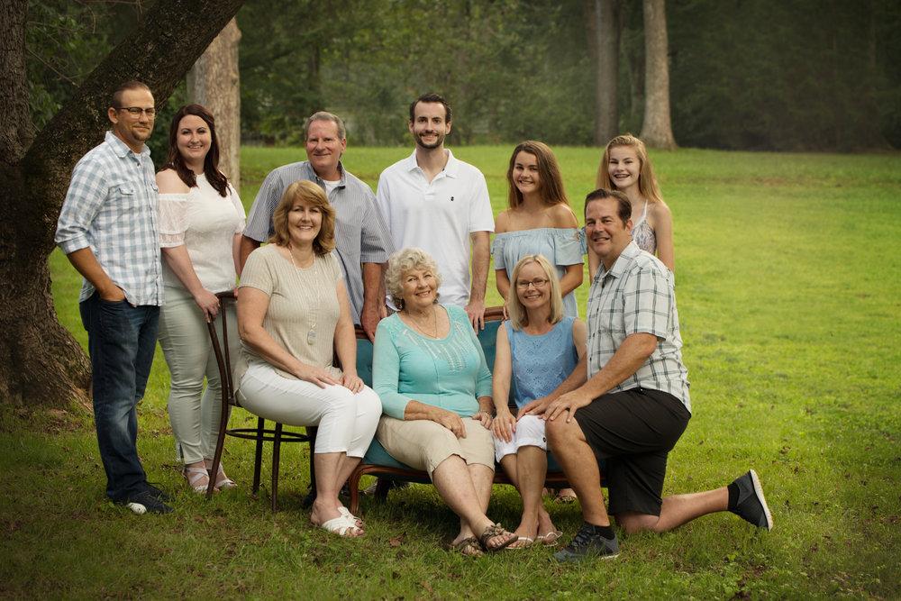 Senoia Family Photographer