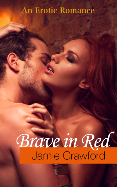 redhead erotic novel book cover