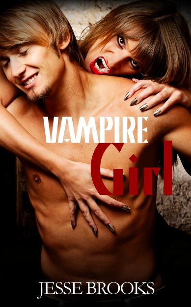vammpire premade ebook cover