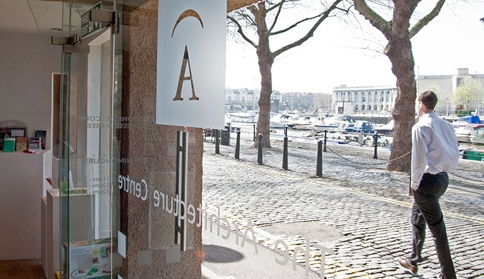 The Architecture Centre   Marketing and PR consultancy for a prominent Bristol arts organisation