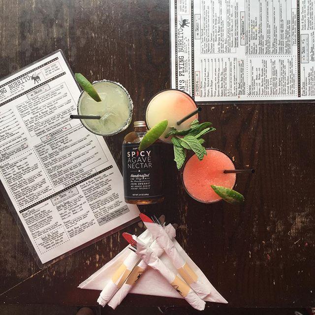 It's almost #cincodemayo ! Stop by @juansflyingburritonola for your #margarita needs. Order a #yummy #refreshingly strong Spicy Margarita made with #spicyagave #sweet#spicy #delish #nomnom #eat #foodie #nolaeats #tasty #food #drinks #margarita #partytime #tacos #burrito #followyournola #nola #jazzandheritagefestival #pictureoftheday #instafood