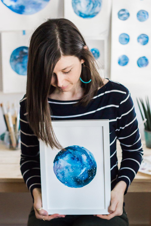 Rachel Mammone, Artist