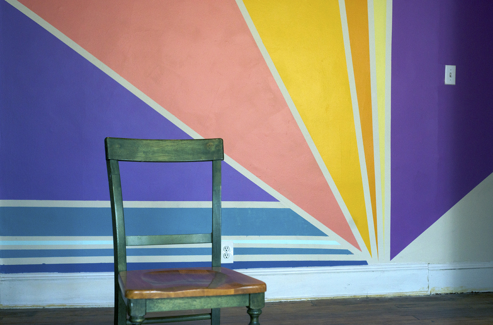 Sunrise chair