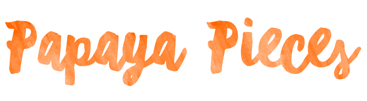 Papaya Pieces