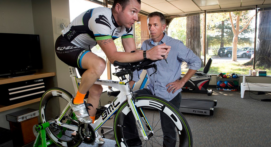 Bike and Body Fitting with Santa Rosa Physical Therapy