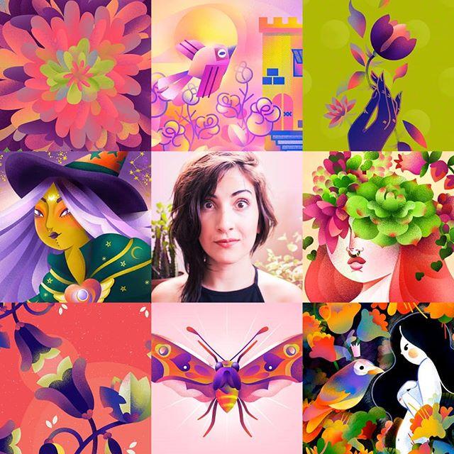 Vendo as postagens de muitos artistas que admiro pro #artvsartist resolvi juntar algumas das minhas ilustras que mais gosto e publicar também. E é muito legal quando a gente vê e sente orgulho de algo que fez, percebendo a evolução e o quanto crescemos de uma ilustra pra outra.#illustration #womenwhodraw