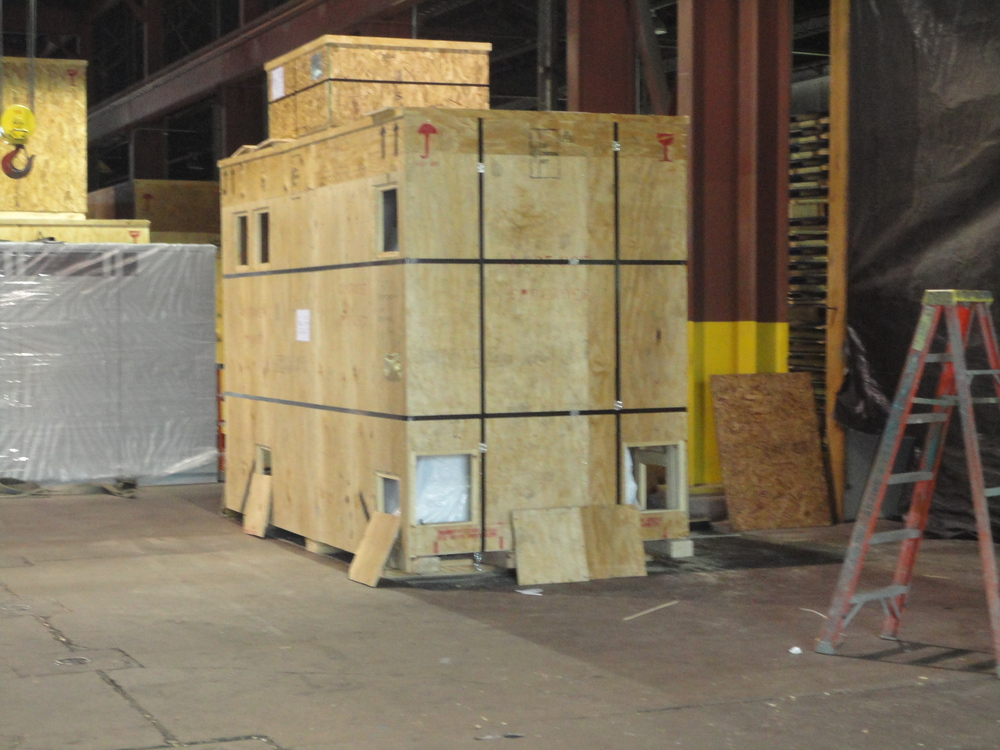 Heavy Duty Air Freight Boxes