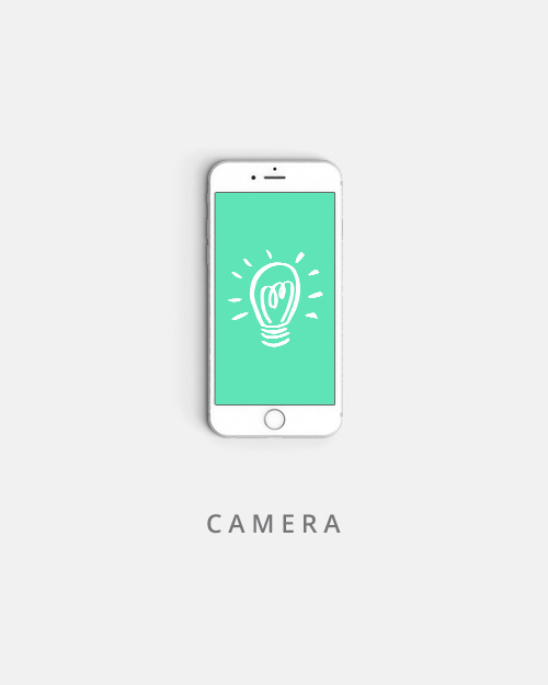 Get pro looking footage at no extra cost by using your smartphone's camera to film. Just remember to turn off notifications, you don't want lights, camera, email!