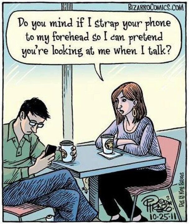 Mobile phone etiquette or the lack of, can send me into victor mode.