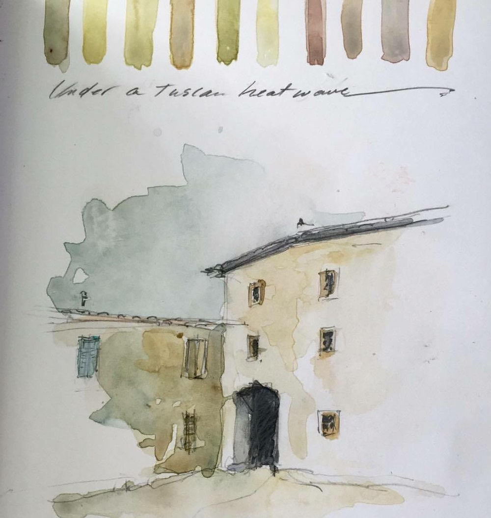 Italy Sketchbook