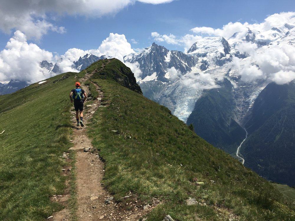 Running the Ridge